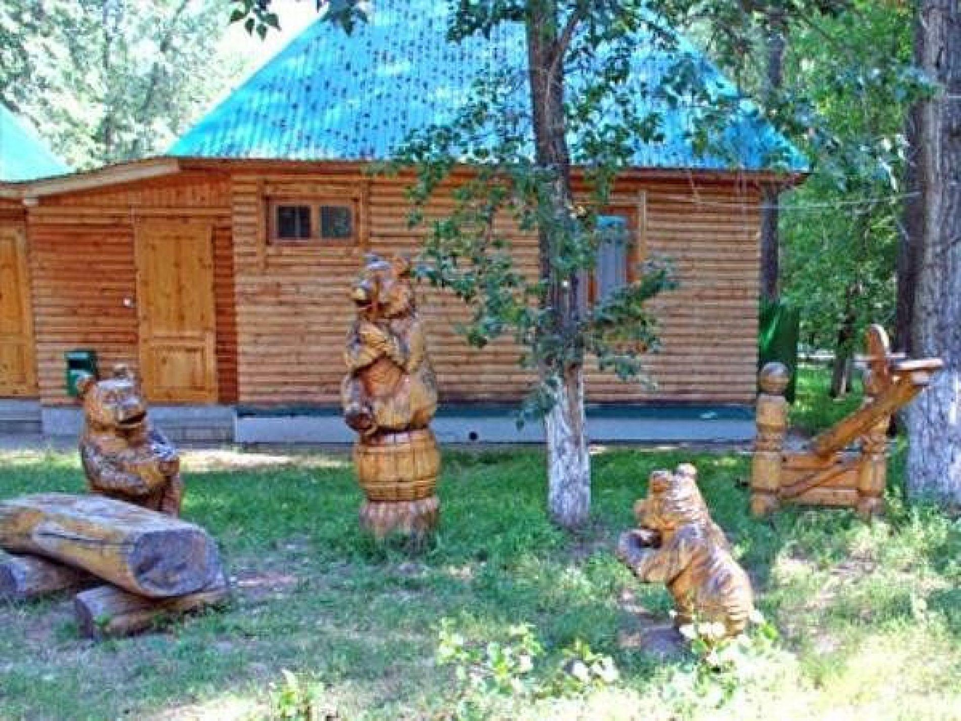 """База отдыха Волга-парк """"РИВЬЕРА"""" Саратовская область, фото 8"""