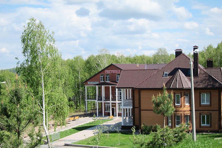 База отдыха «Касимовские зори» Рязанская область, фото 8