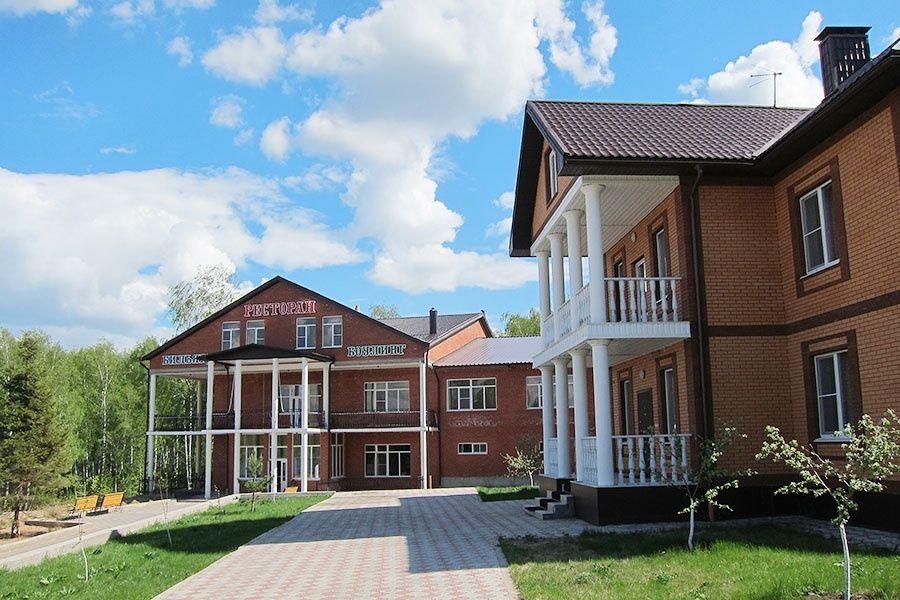 База отдыха «Касимовские зори» Рязанская область, фото 10
