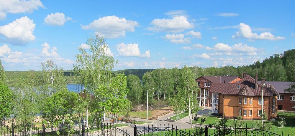 База отдыха «Касимовские зори» Рязанская область, фото 9