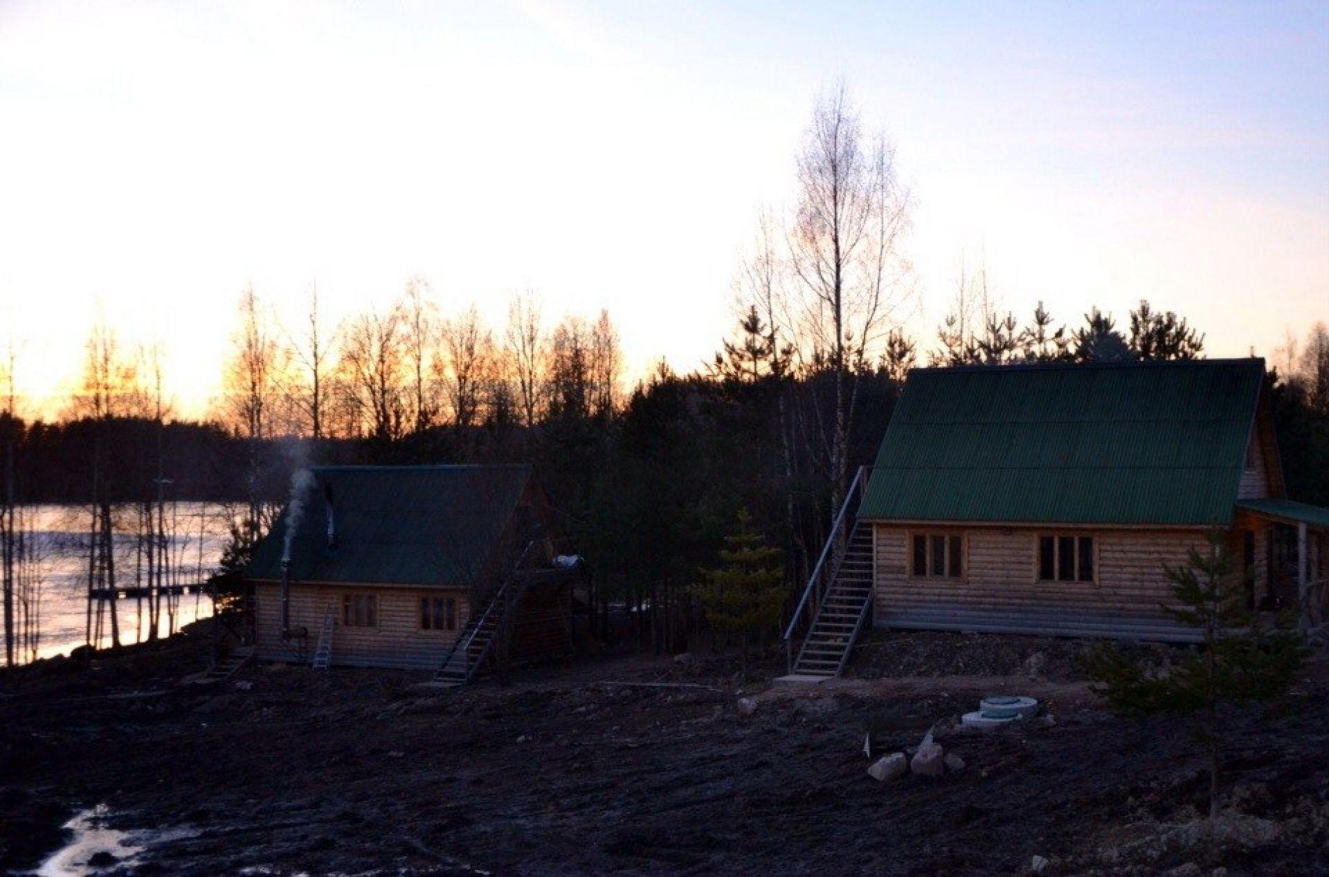 База отдыха «Любимовская» Ленинградская область, фото 6