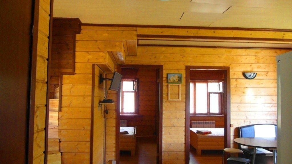 База отдыха «Любимовская» Ленинградская область Гостевой домик на 4+4 человек, фото 16