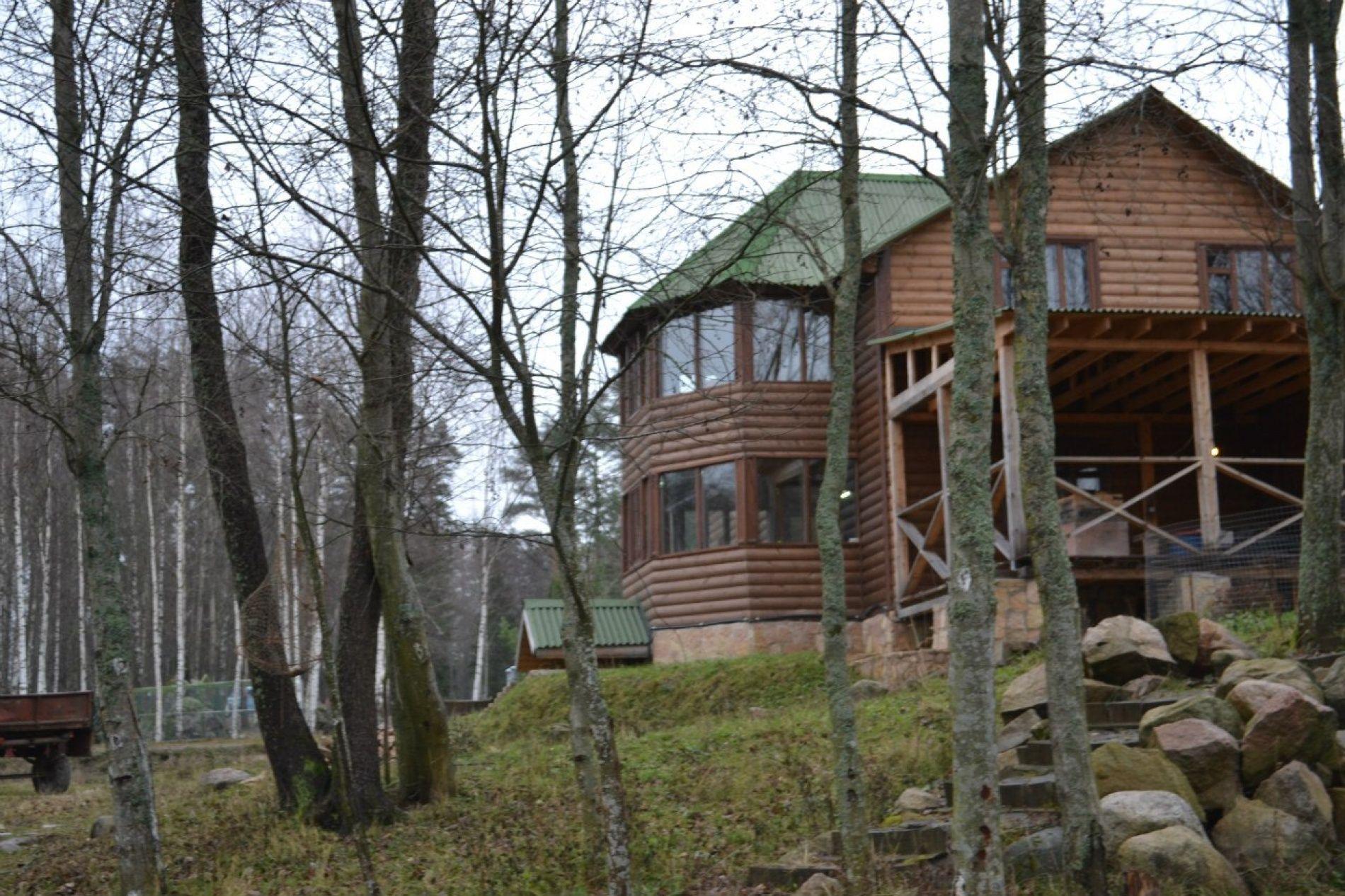 База отдыха «Любимовская» Ленинградская область, фото 5