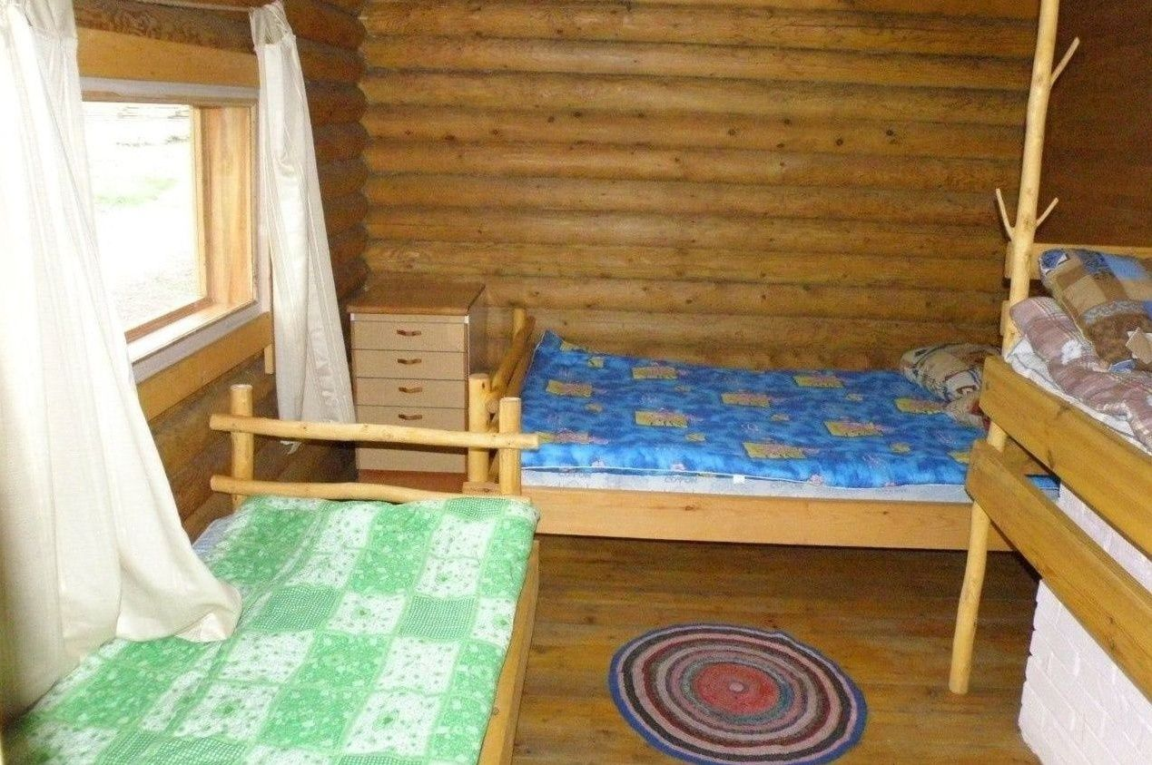 База отдыха «Потапыч» Красноярский край Одно место в 8-местном доме, фото 1