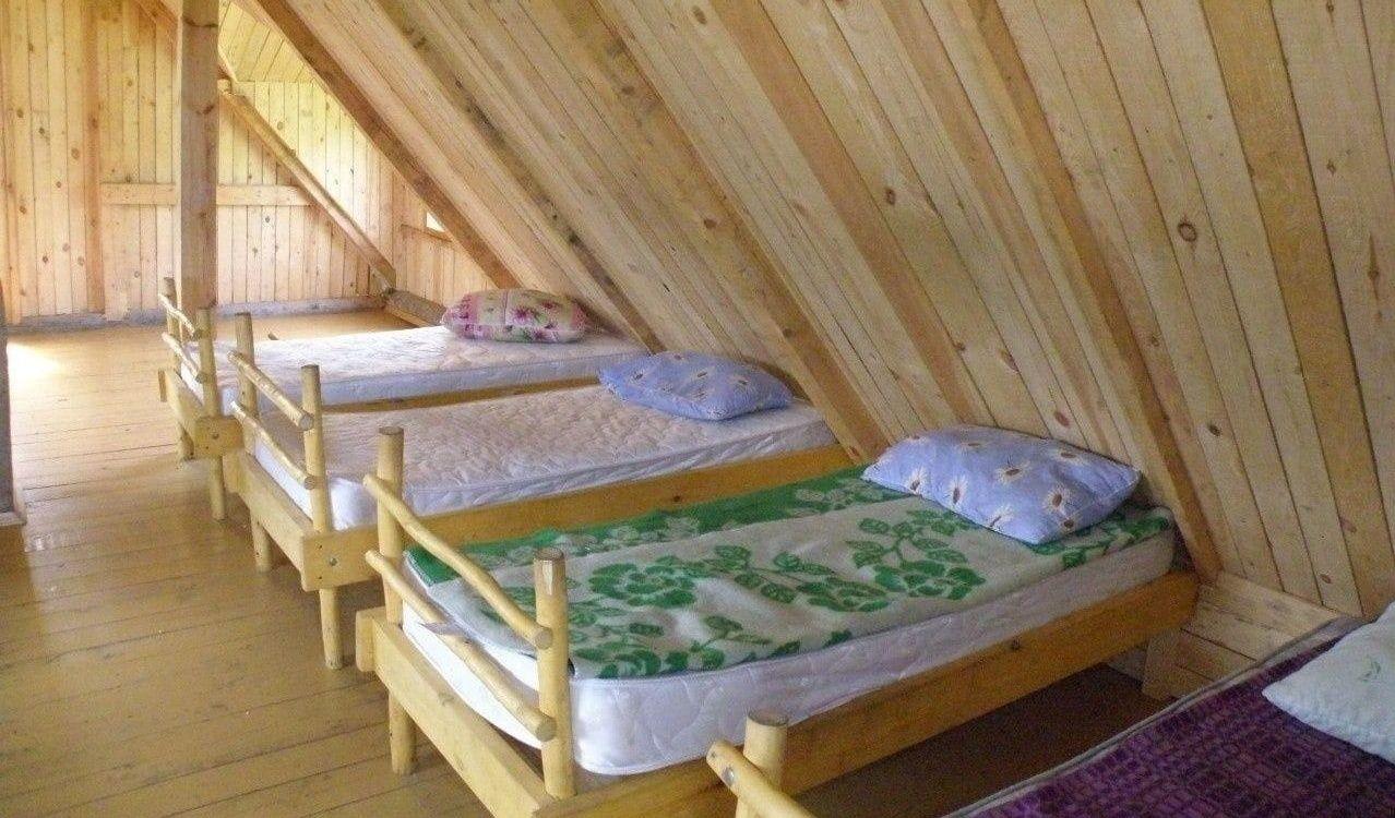 База отдыха «Потапыч» Красноярский край Летняя мансарда, фото 1