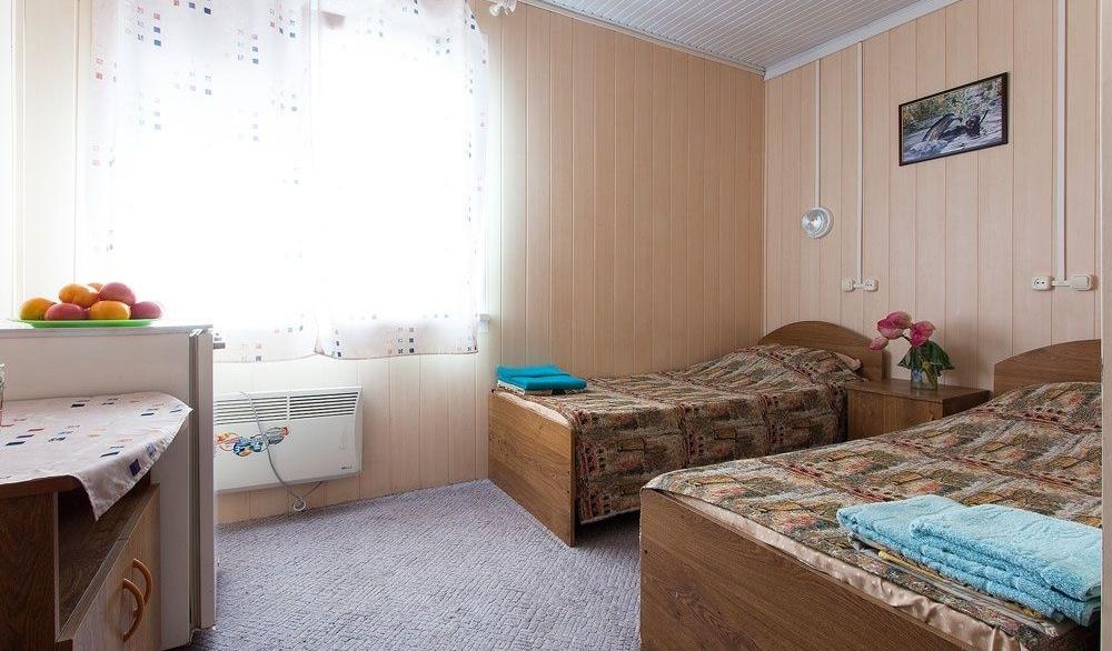 База отдыха «Взморье» Астраханская область Номер «Стандарт», фото 1