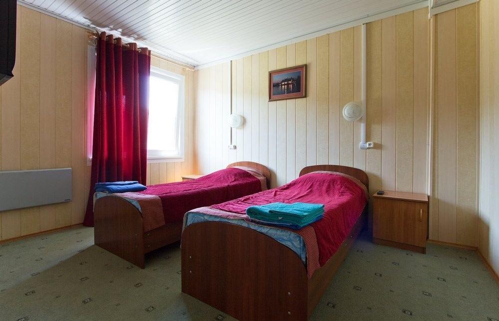 База отдыха «Взморье» Астраханская область Номер «Люкс», фото 1