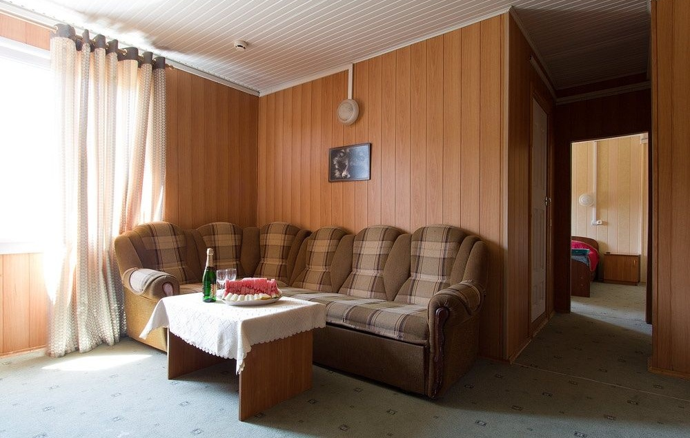 База отдыха «Взморье» Астраханская область Номер «Люкс», фото 5