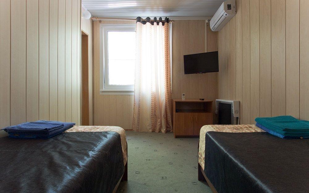 База отдыха «Взморье» Астраханская область Номер «Стандарт», фото 5