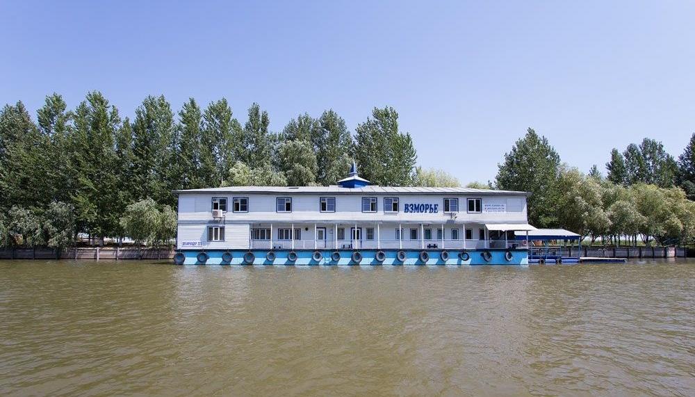 База отдыха «Взморье» Астраханская область, фото 4