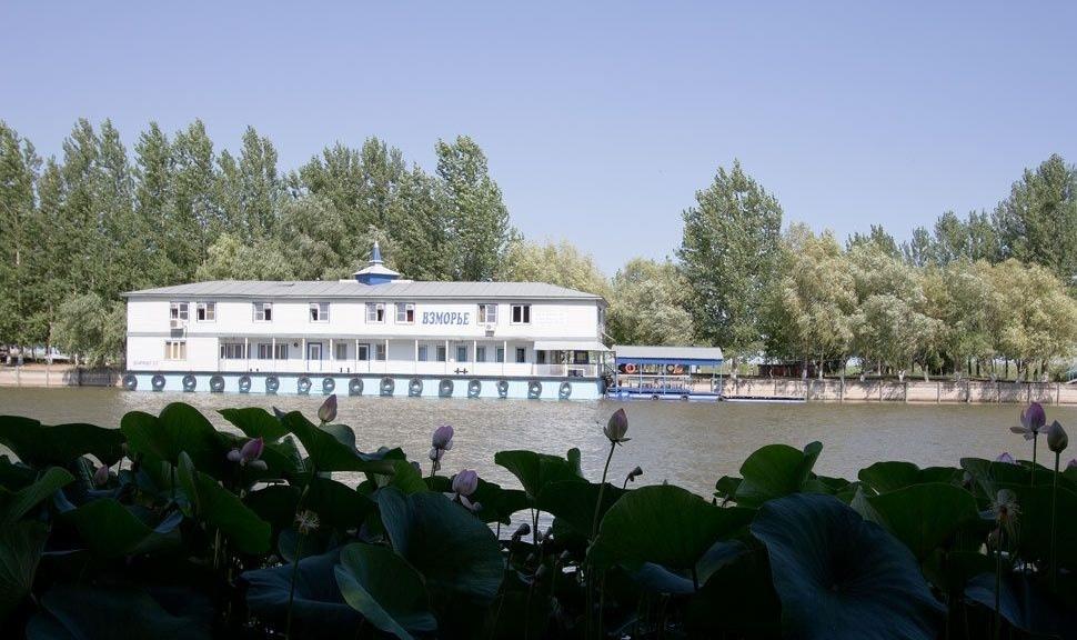 База отдыха «Взморье» Астраханская область, фото 2