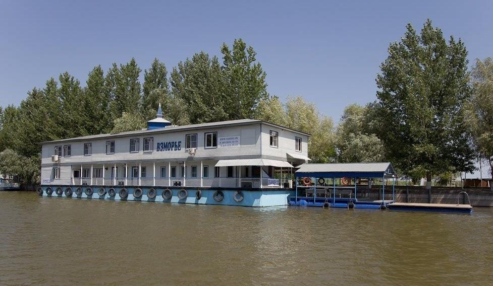 База отдыха «Взморье» Астраханская область, фото 3