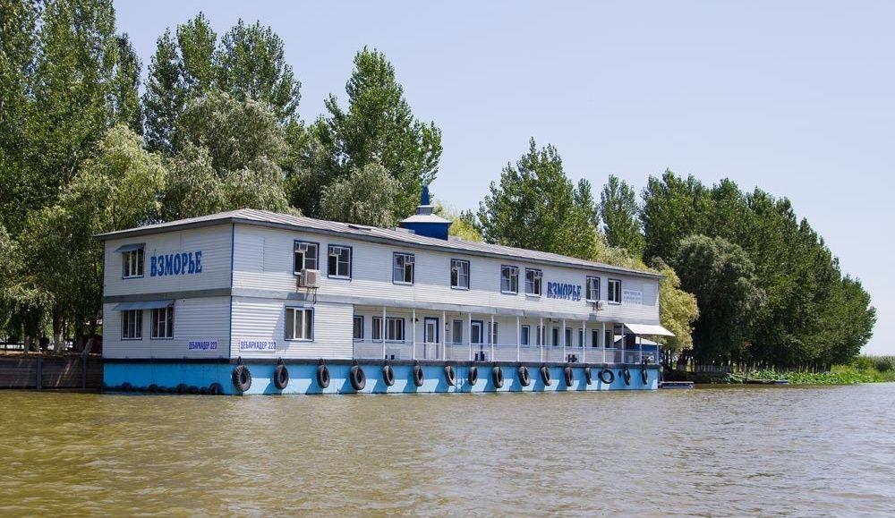 База отдыха «Взморье» Астраханская область, фото 1