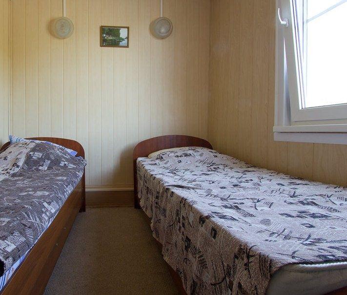 База отдыха «Взморье» Астраханская область Номер I категории, фото 1