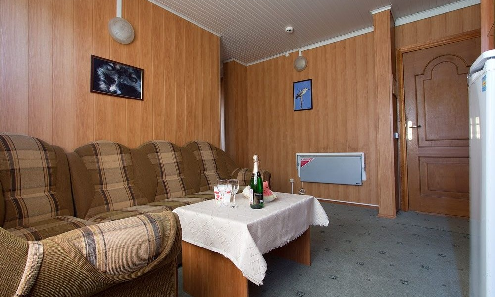 База отдыха «Взморье» Астраханская область Номер «Люкс», фото 6