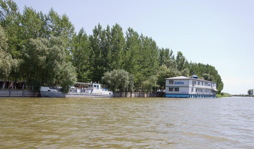 База отдыха «Взморье» Астраханская область, фото 7