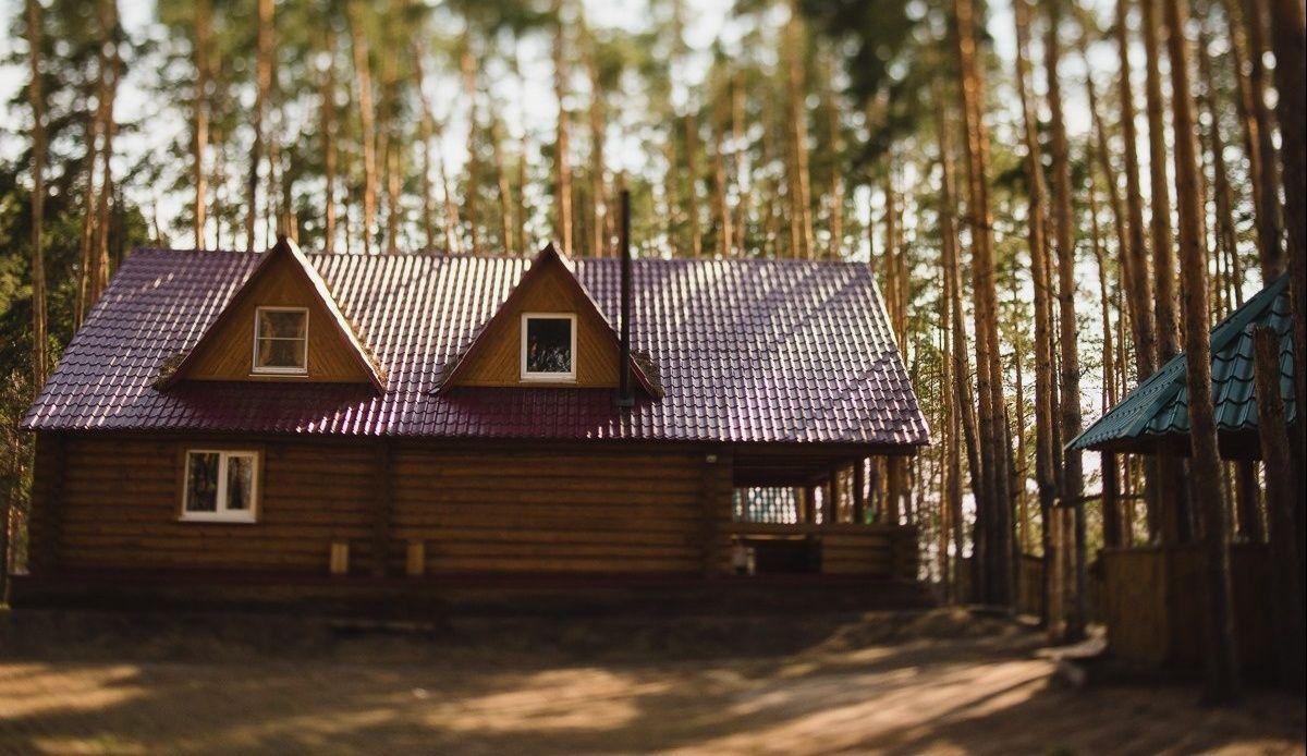 """База отдыха """"Разгуляй"""" Тамбовская область, фото 1"""