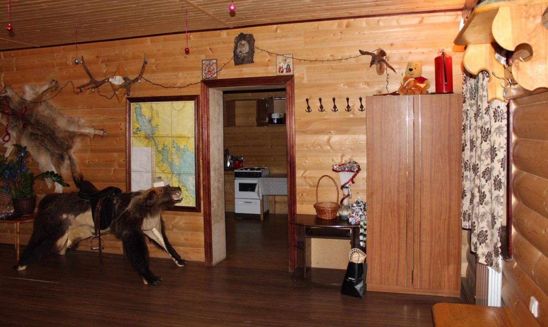"""Рыболовно-охотничья база """"Волчица"""" Тверская область, фото 6"""