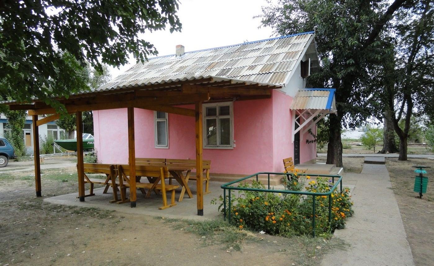 База отдыха «Юный каспиец» Астраханская область, фото 7