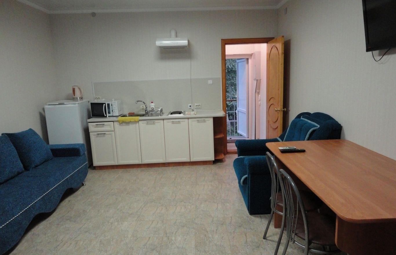 База отдыха «Юный каспиец» Астраханская область 2-местный номер на втором этаже корпуса «Юнга», фото 2