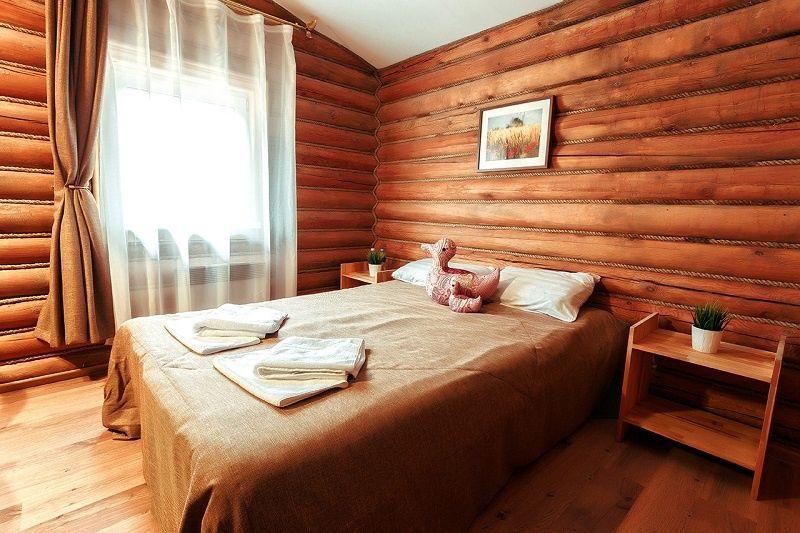 Парк-отель «Байкальские сезоны» Иркутская область 1-этажный коттедж, фото 1