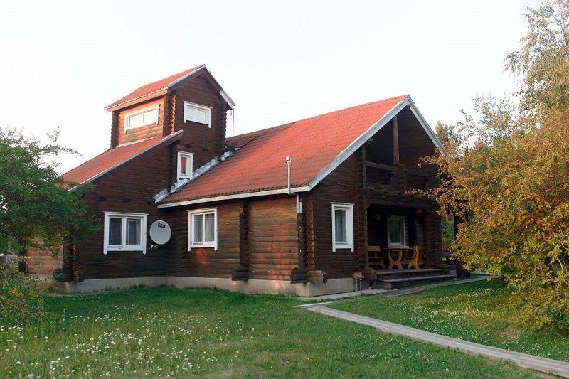 Парк-отель «Байкальские сезоны» Иркутская область 2-этажный коттедж, фото 1