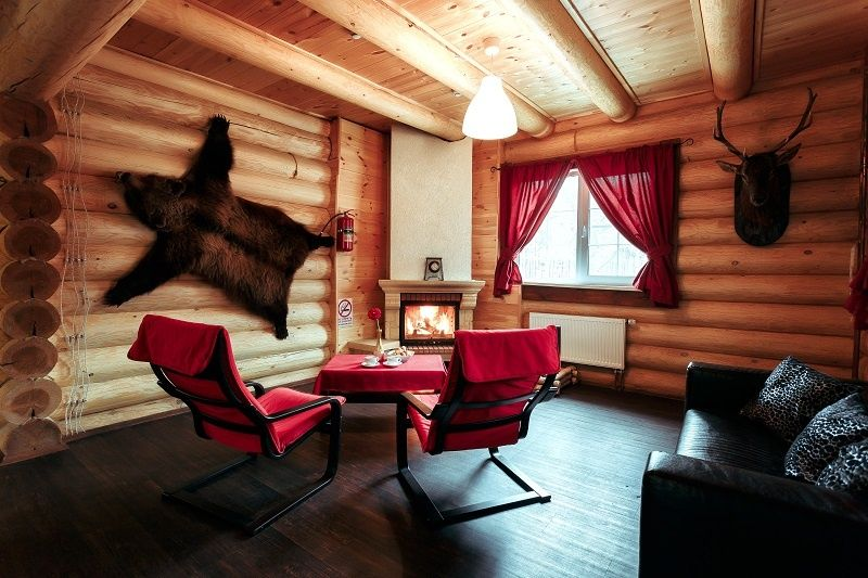 Парк-отель «Байкальские сезоны» Иркутская область Стандарт, фото 5