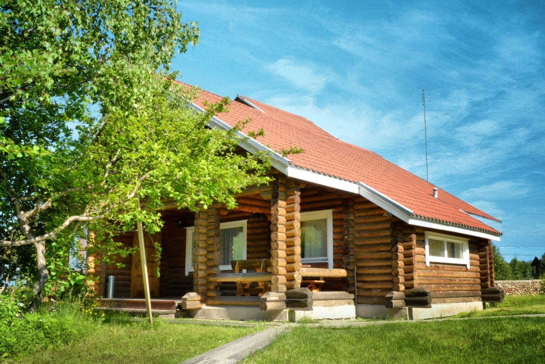 Парк-отель «Байкальские сезоны» Иркутская область, фото 6