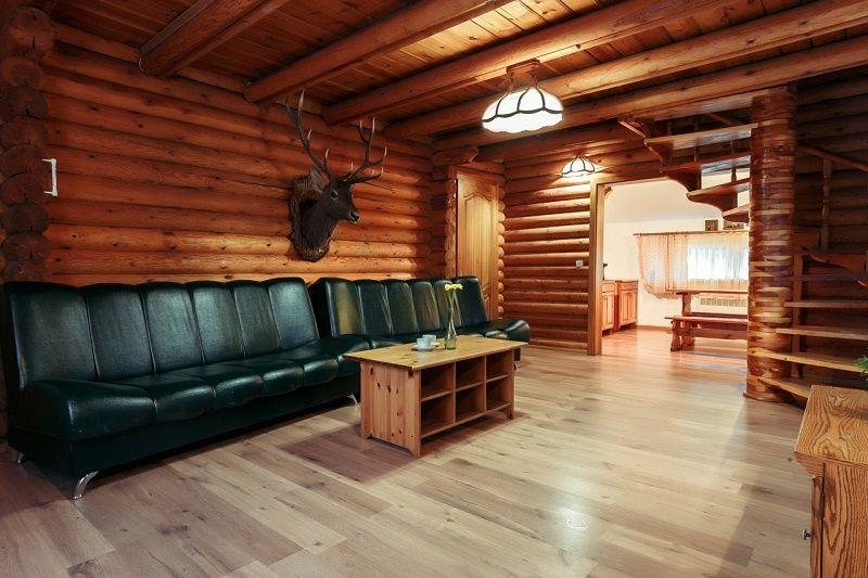 Парк-отель «Байкальские сезоны» Иркутская область 2-этажный коттедж, фото 4