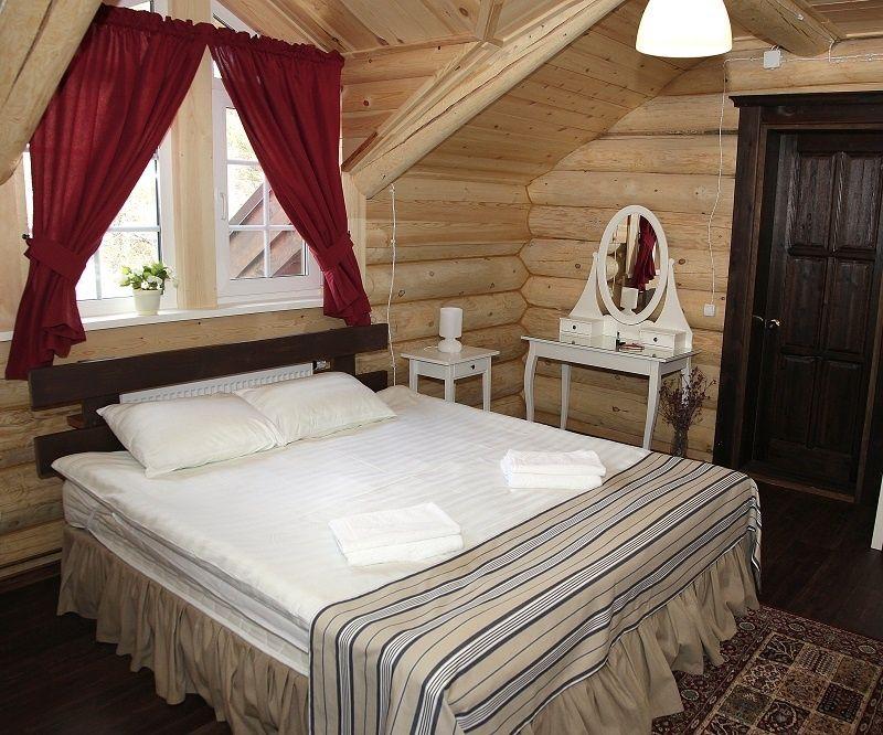 Парк-отель «Байкальские сезоны» Иркутская область Люкс, фото 2