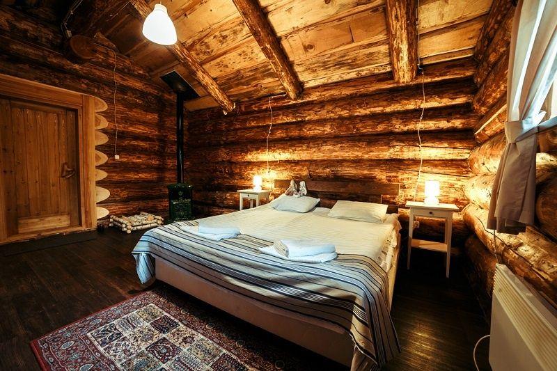 Парк-отель «Байкальские сезоны» Иркутская область Зимовье, фото 2