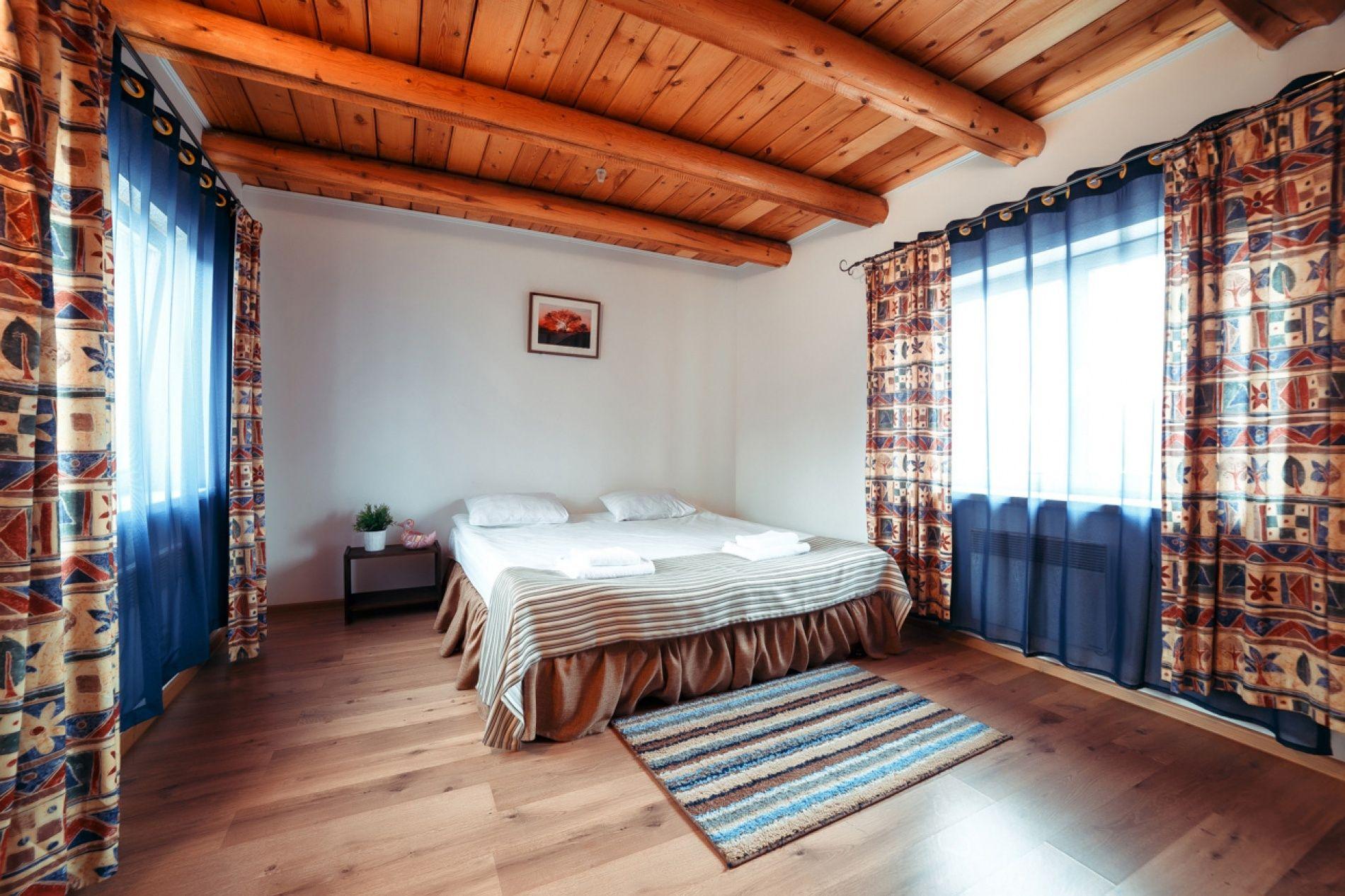 Парк-отель «Байкальские сезоны» Иркутская область 2-этажный коттедж, фото 2