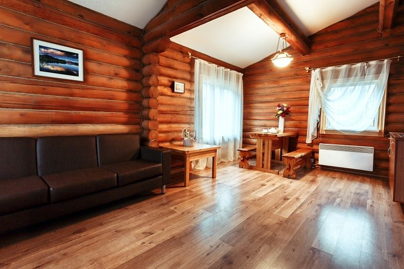 Парк-отель «Байкальские сезоны» Иркутская область 1-этажный коттедж, фото 2