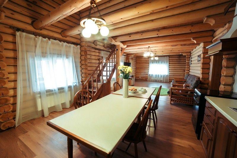 Парк-отель «Байкальские сезоны» Иркутская область 2-этажный коттедж, фото 5