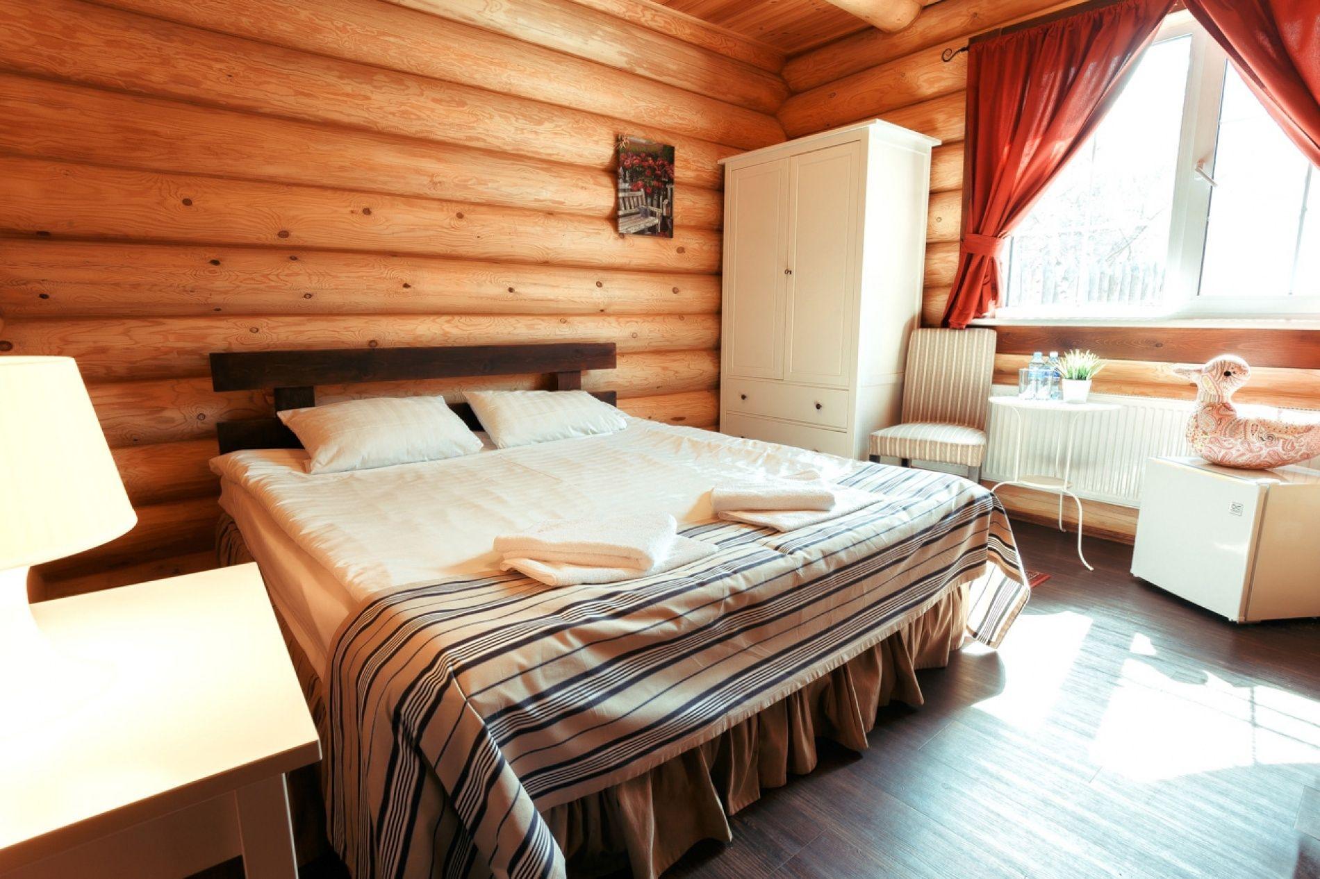 Парк-отель «Байкальские сезоны» Иркутская область Стандарт, фото 2