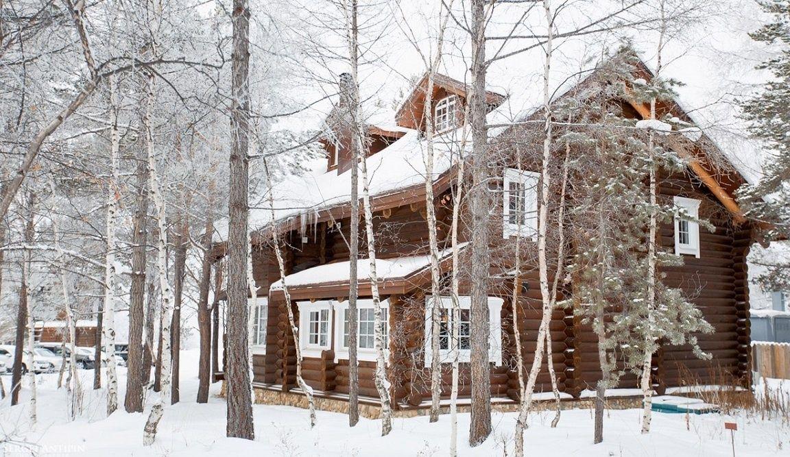 Парк-отель «Байкальские сезоны» Иркутская область, фото 1