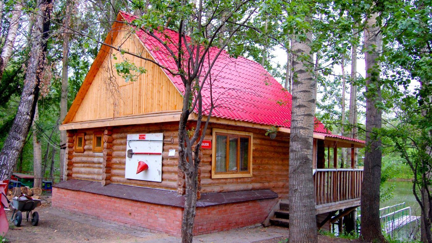 Загородный комплекс «Алые паруса» Самарская область, фото 2