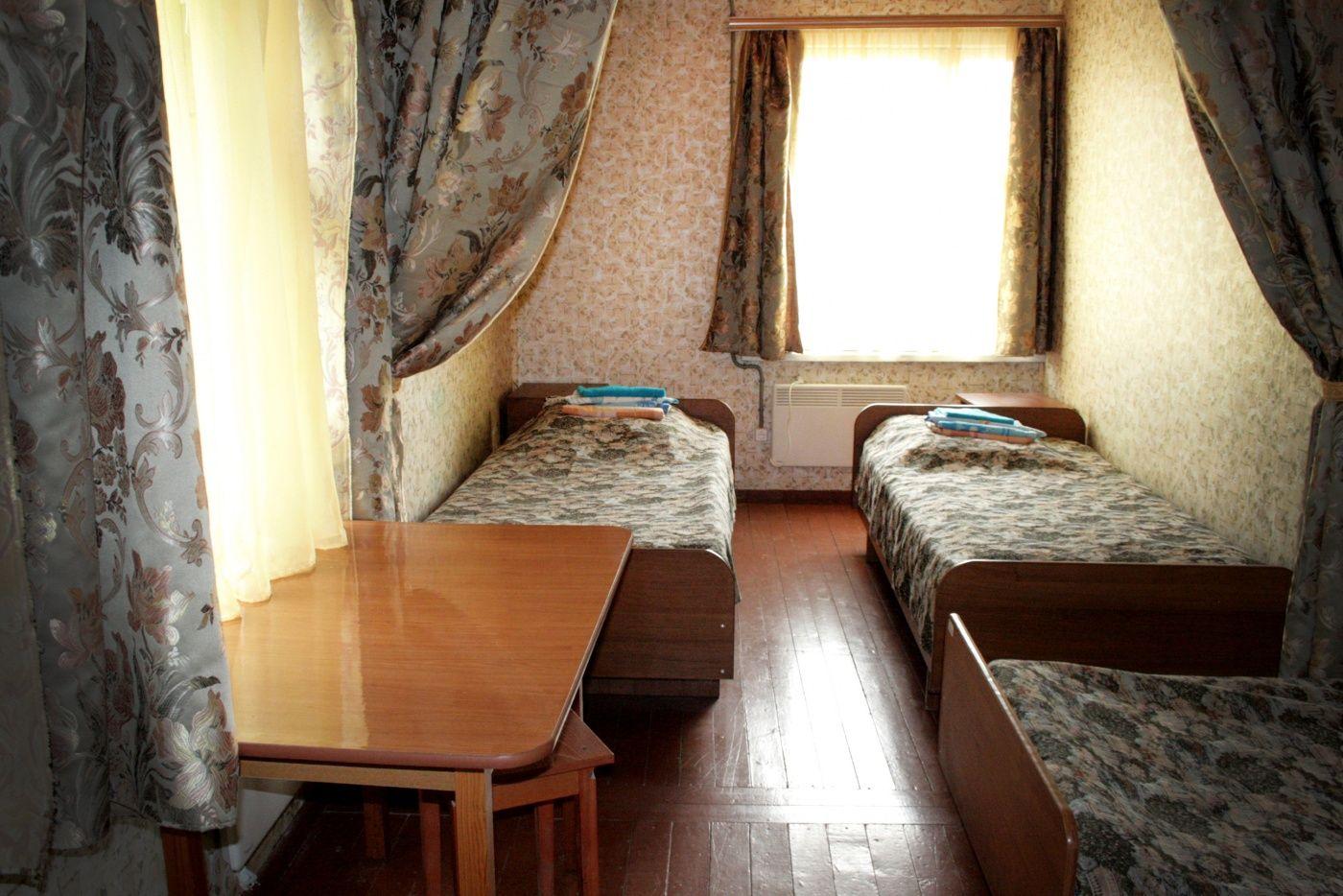 Загородный комплекс «Алые паруса» Самарская область 3-местные номера № 5, фото 2