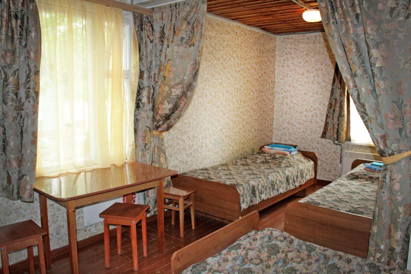 Загородный комплекс «Алые паруса» Самарская область 3-местные номера № 5, фото 3