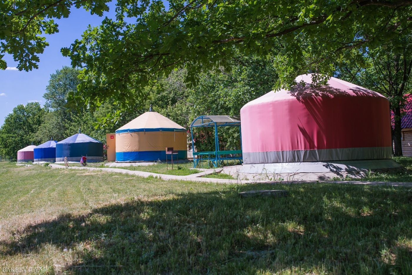 Загородный комплекс «Алые паруса» Самарская область, фото 15