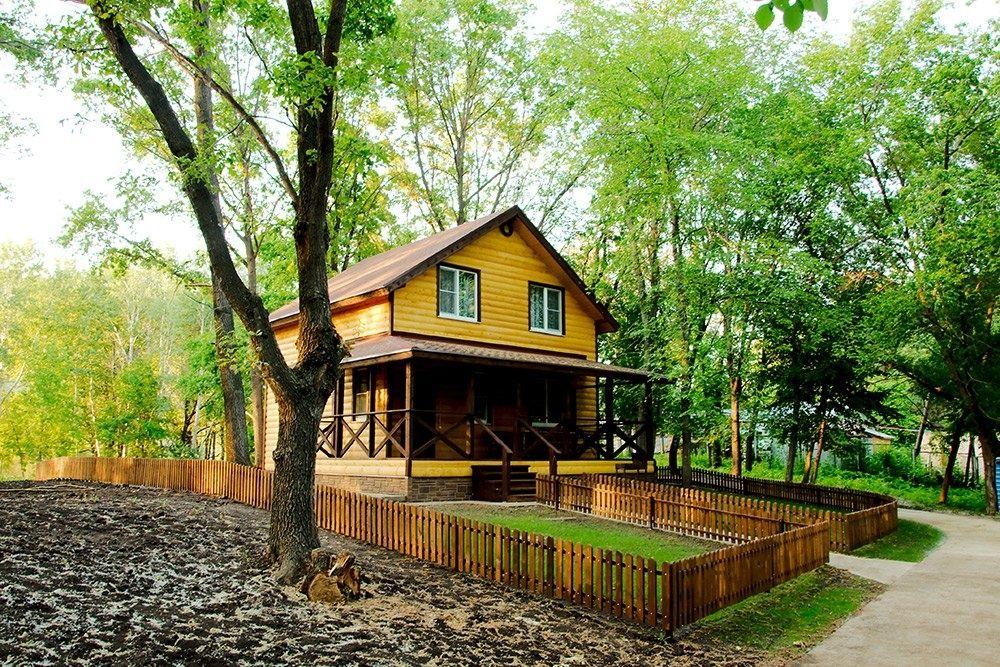 Загородный комплекс «Алые паруса» Самарская область Апартаменты № 3, 4, фото 1
