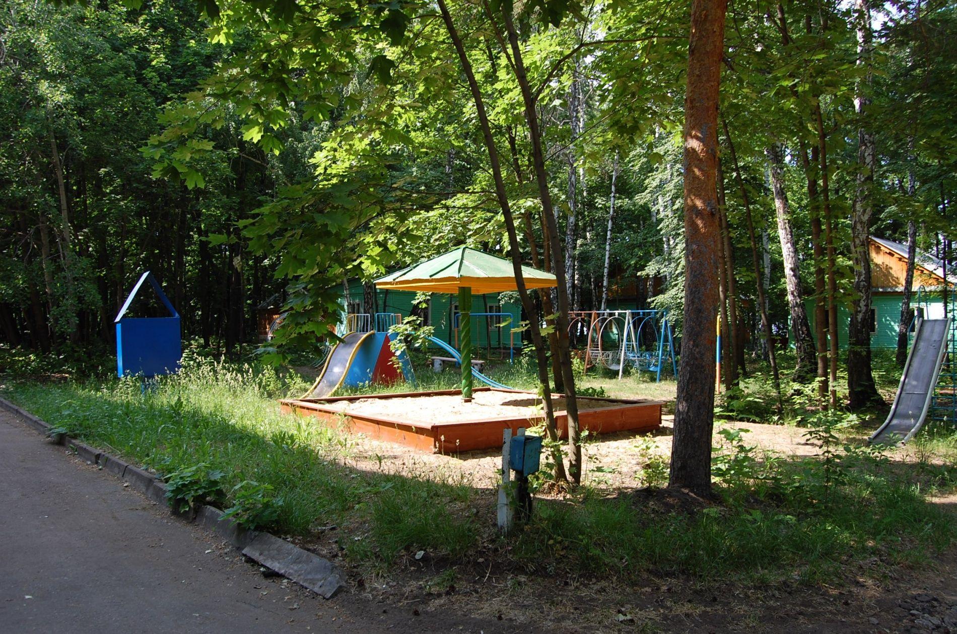 """База отдыха """"Берёзка"""" Ульяновская область, фото 2"""