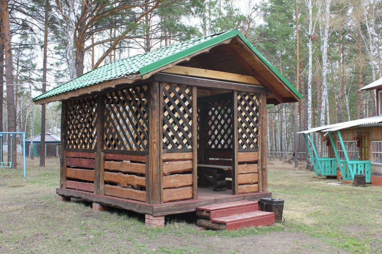 База отдыха «Обские просторы» Новосибирская область, фото 11