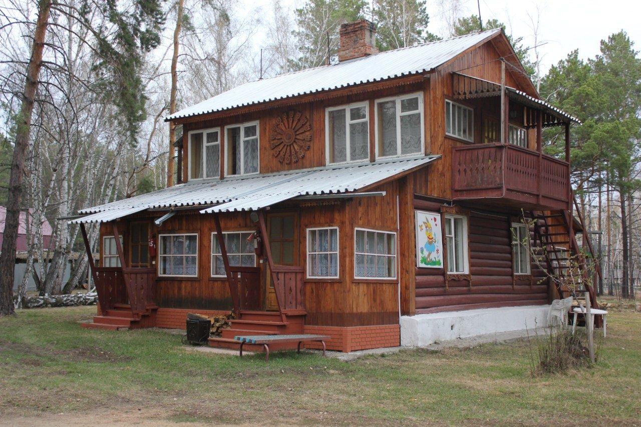 База отдыха «Обские просторы» Новосибирская область 3-местный домик (зимний), фото 1