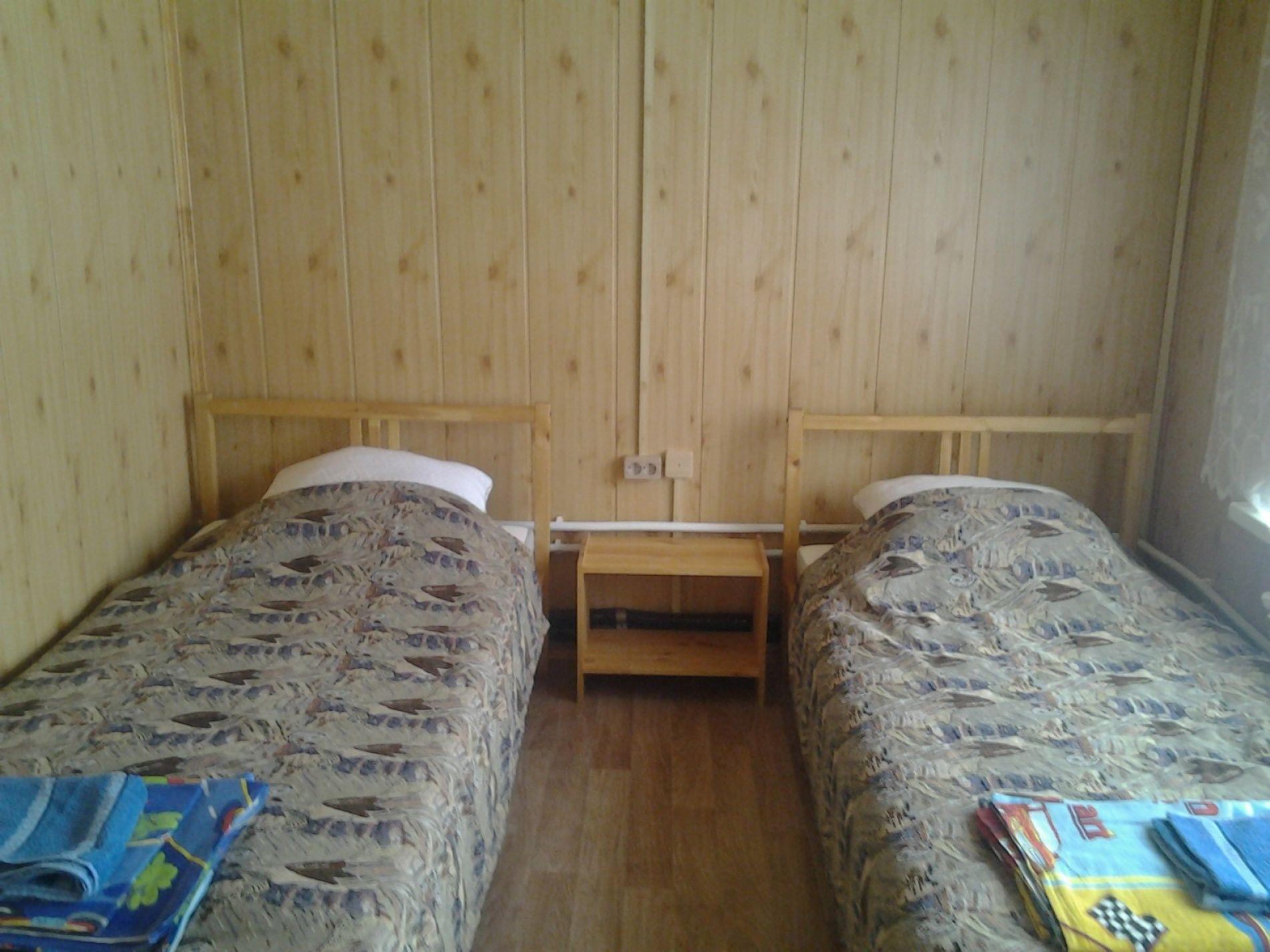 База отдыха «Обские просторы» Новосибирская область 3-местный домик (летний), фото 2
