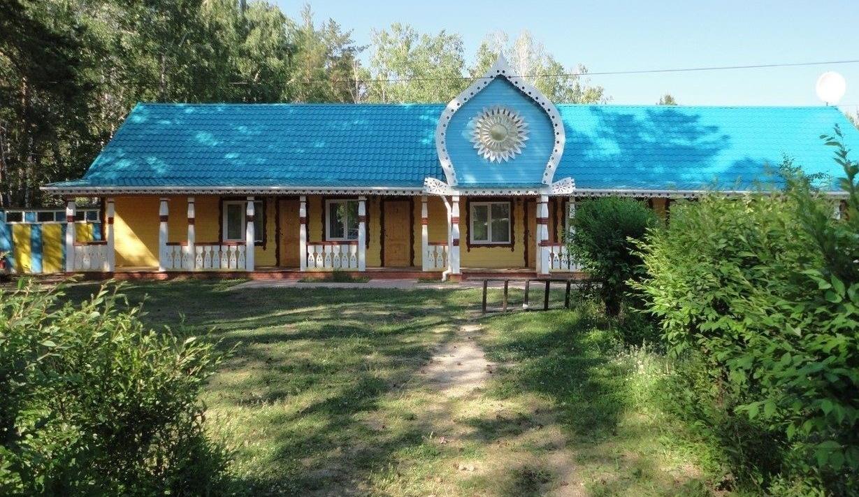 База отдыха «Обские просторы» Новосибирская область, фото 3