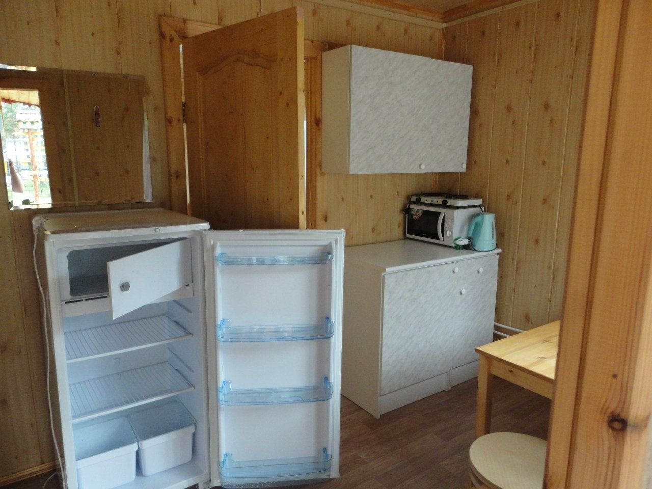 База отдыха «Обские просторы» Новосибирская область 4-местный номер, фото 4