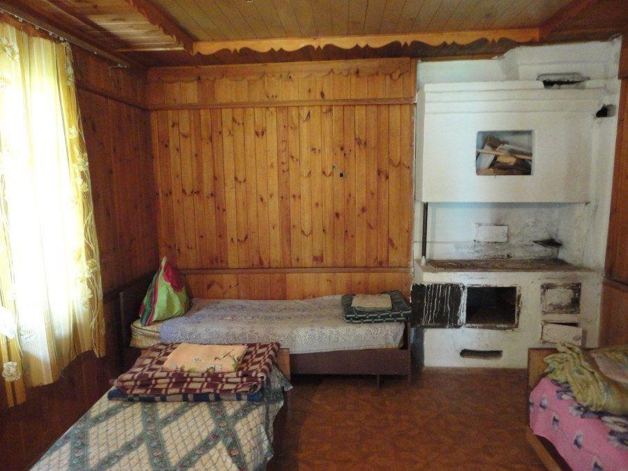 База отдыха «Обские просторы» Новосибирская область 3-местный домик (зимний), фото 3