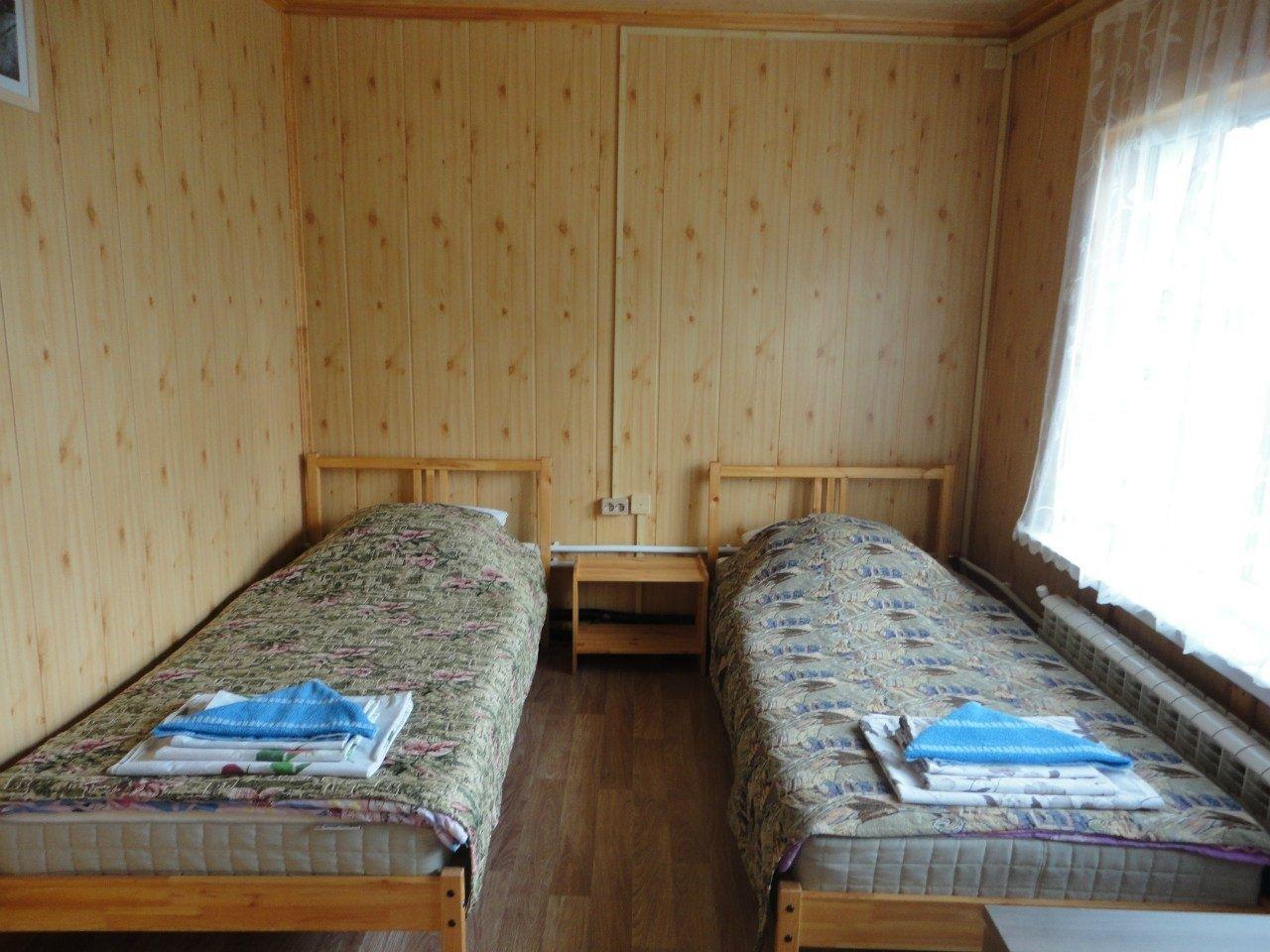 База отдыха «Обские просторы» Новосибирская область 4-местный номер, фото 2