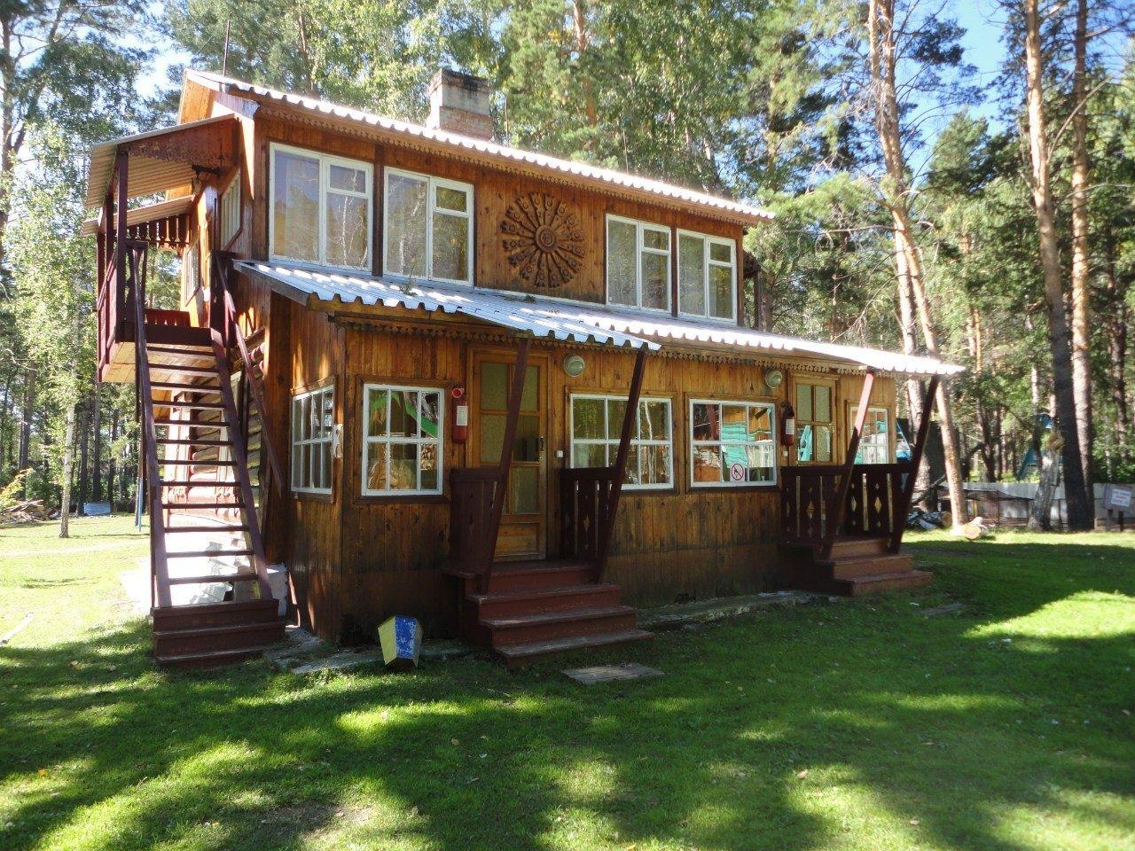 База отдыха «Обские просторы» Новосибирская область, фото 6